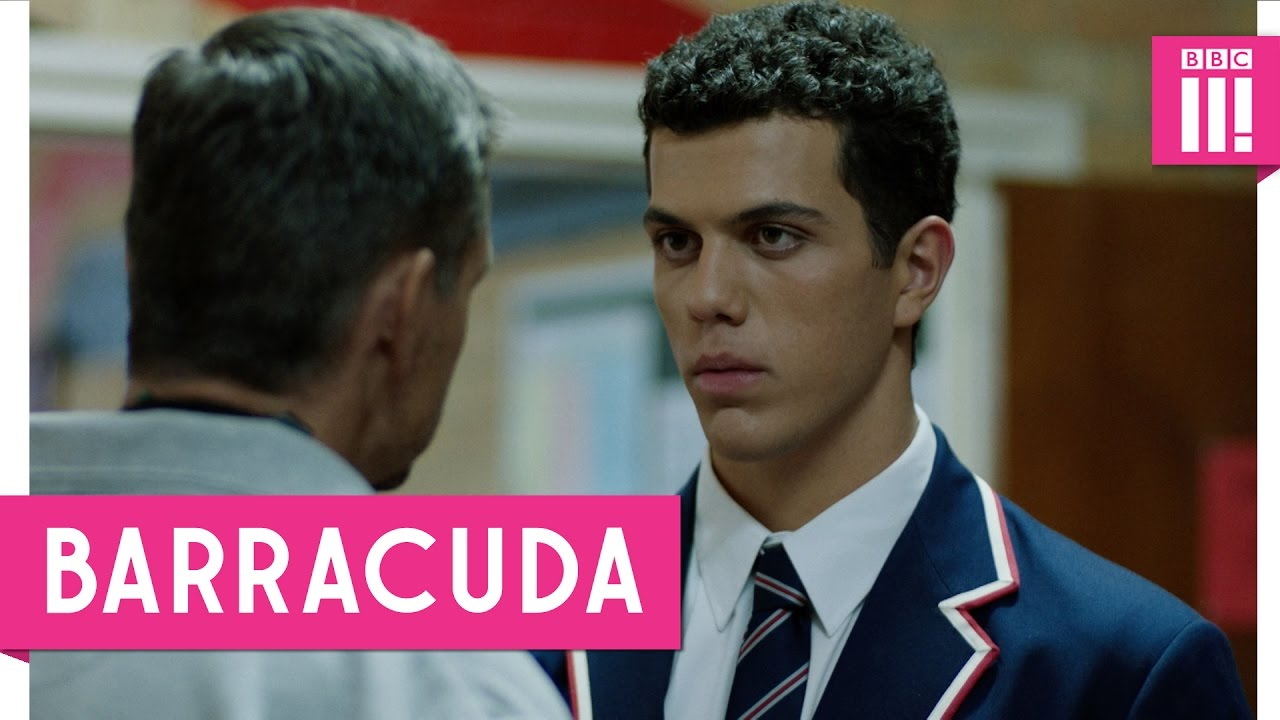 Coach Torma shares some insight with Danny - Barracuda: Episode 1 - BBC Three