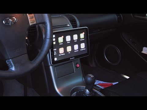 Android Stereo Install | Infiniti G35
