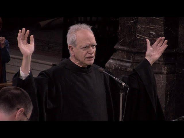 Homilia i ritu de renovació en el 50è aniversari de professió monàstica del P. Ramon Ribera
