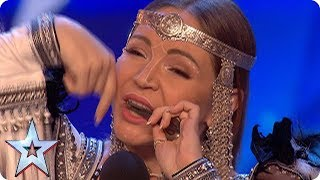 FIRST LOOK: Olena Uutai's OUTRAGEOUSLY ENTERTAINING audition