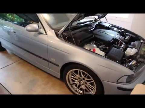 BMW E39 Washer Fluid Leak Diagnosis DIY