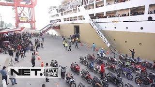 Pemudik dari Semarang Kembali ke Jakarta - NET JATENG