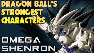 Strongest In Dragon Ball - Omega Shenron