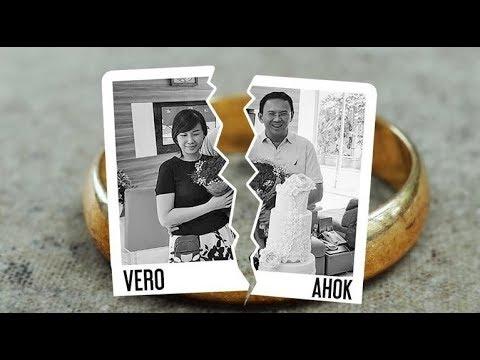 Gugat Cerai Ahok Selang 3 Bulan Kirim Surat Cinta Untuk Veronica
