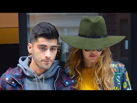 Zayn SPOTTED Entering Gigi Hadid's NYC Home Following Split