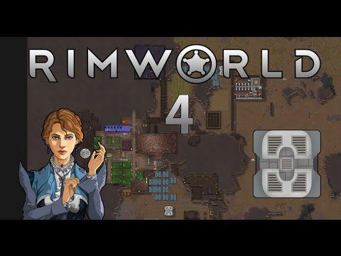 Rimworld Alpha 15 Crashlanded Rough Cassandra Ep. 4: Geothermal Power