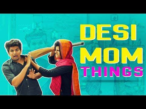 Desi Mom Things | Comedy Video | Azhar N Ali