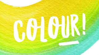 Are you ready for colour?