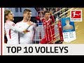 Top 10 Volleys World Cup 2018 - EA SPORTS FIFA 18 - Werner, Müller & More