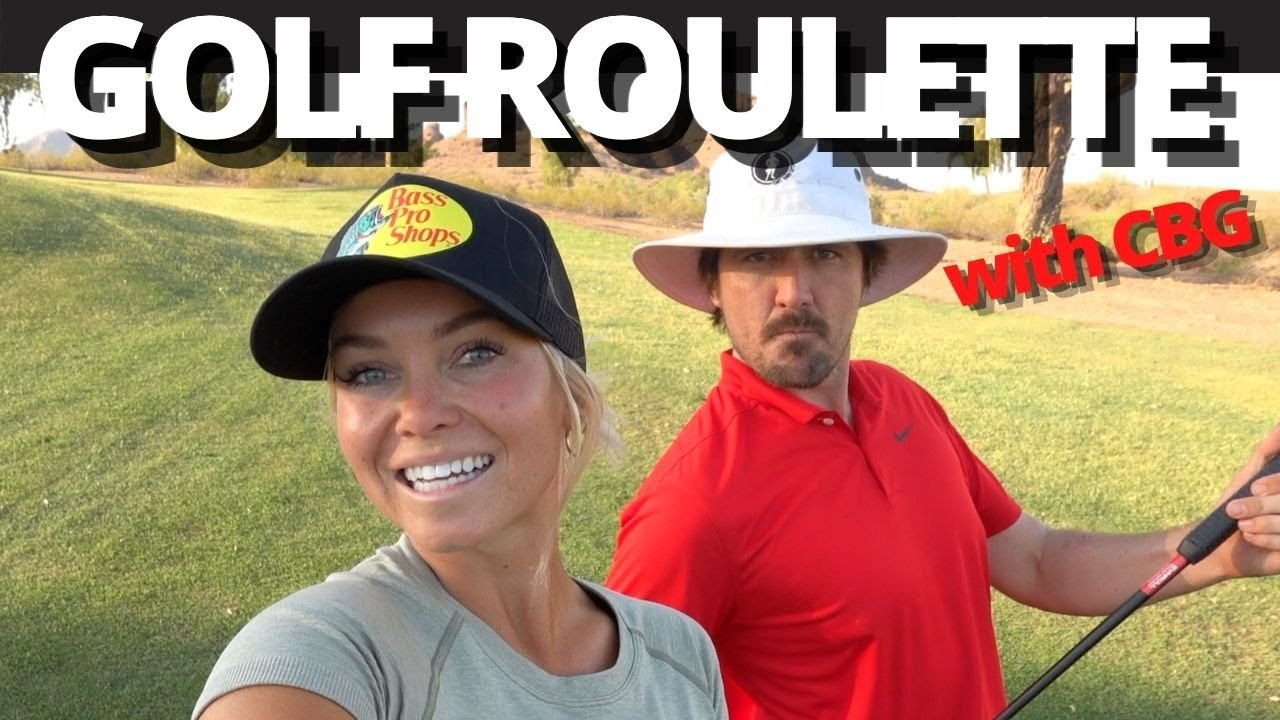 (GOLF) Golf Roulette with Cartbarnguys!!!