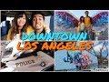 Los Angeles Travel Vlog - Part 1   Union Station, Sky Space LA, Downtown