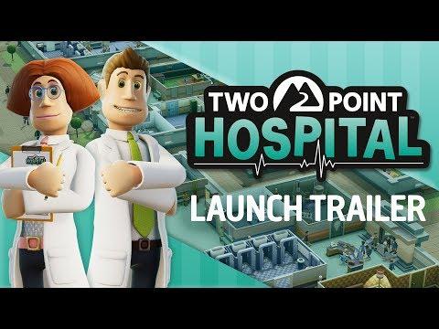 Релиз консольной версии Two Point Hospital перенесён на следующий год