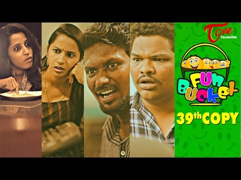 Fun Bucket | 39th Copy | Funny Videos | by Harsha Annavarapu | #TeluguComedyWebSeries