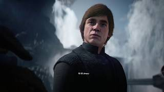 Star Wars: Battlefront II -- Being Luke Skywalker