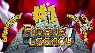 Rogue Legacy gameplay part #1 - Trpasličí syndrom v ženském těle