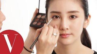 超人氣韓系紅眼妝原來這樣畫|彩妝教學|3分鐘就美麗