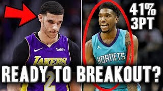 5 Second Year Players Ready To Breakout This NBA Season
