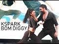 Bom Diggy Live Dance | Zack Knight | Jasmin Walia | Karan Pangali x Nishi Patel | KSPARK