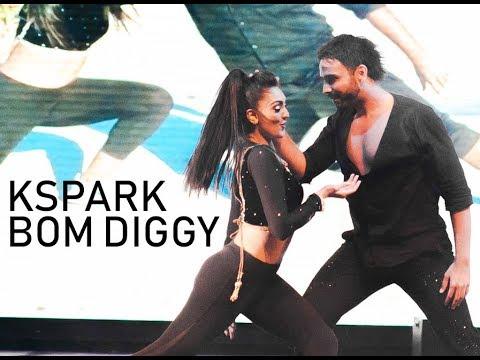 Download Lagu  Bom Diggy Live Dance | Zack Knight | Jasmin Walia | Karan Pangali x Nishi Patel | KSPARK Mp3 Free