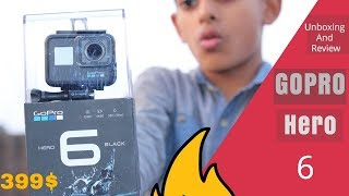 GoPro Hero 6 Black - Unbox & Full Review