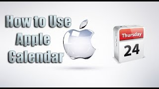 How to Use Apple Calendar on Mac