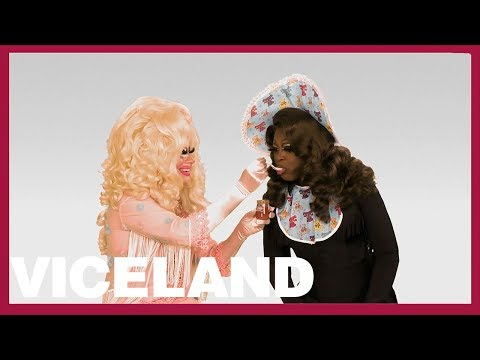 Baby Food Tasting with Trixie Mattel & Big Baby Bob