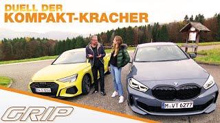 Kompakt-Kracher - Audi S3 vs. BMW M135i xDrive I GRIP