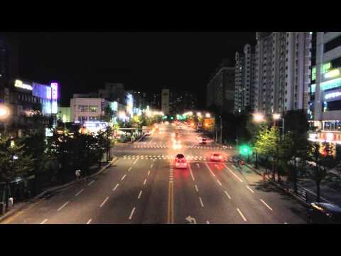 Vlog 005 - City Lights of Gangneung