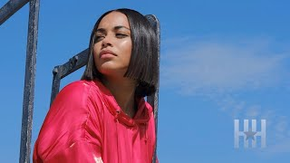 Lauren London Opens Up About How She Copes With The Pain Of Losing Nipsey Hussle
