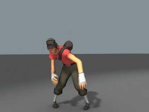 TF2 Baseball Pitching Animation (MAP+)