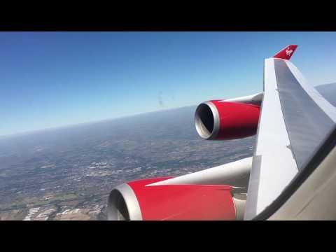 Virgin Atlantic Boeing 747 Upper Deck Trip Report (Manchester to New York JFK)