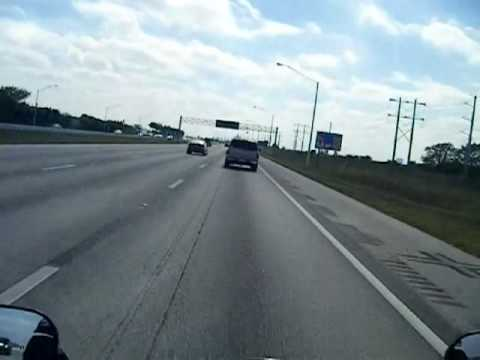Florida Sawgrass Expressway 2-13-2010