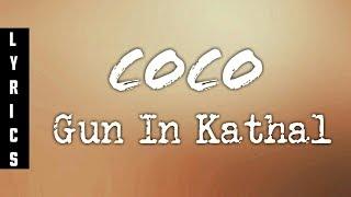 Kolamavu kokila  (COCO) gun in kathal lyrics video