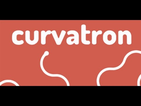 Curvatron || Arcade Game Based Off Classic Snake