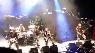 Sabaton live at San Francisco full show