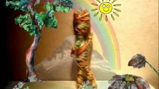 Ziggy Marley - Rainbow In The Sky(acting rainbowman himself)