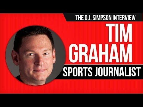 Meet the Newspaper Reporter Who Got the O.J. Simpson Interview   TIM GRAHAM   THE BUFFALO NEWS