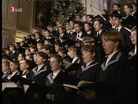 "Thomanerchor Leipzig (Georg Christoph Biller) ""Kantate I - Weihnachtsoratorium"" J. S. Bach (1998)"