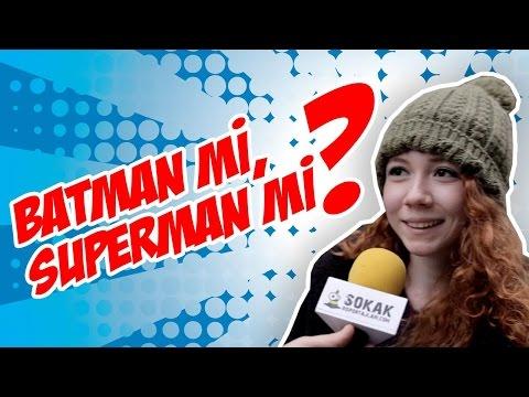 BATMAN Mİ SUPERMAN Mİ? (#267)