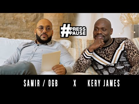 1 #PRESSPAUSE x KERY JAMES