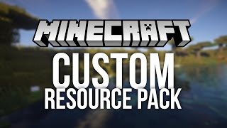 How to Make a Custom Resource Pack for Minecraft (Custom Texture Pack) thumbnail