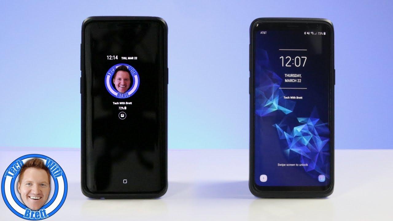 Galaxy S9 | S9+ Always On Display & Lock Screen Tips & Tricks