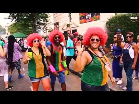 Saxon Sound Boiler Room x Guinness Notting Hill Carnival 2016 DJ Set