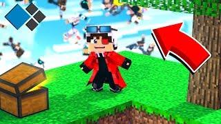 ВОЗВРАЩЕНИЕ СКАЙБЛОКА! СКАЙБЛОК С ПОДПИСЧИКАМИ 5 СЕЗОН! 1 СЕРИЯ! Minecraft SkyBlock