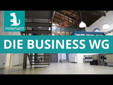 Die Business WG Köln Shared Office