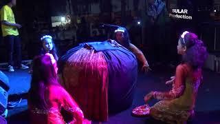Sintren Dari Desa Jatibarang Malam Tahun Baru 2019 Forum Komunikasi Karang Taruna Kec Jatibarang