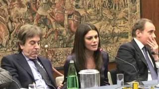 """""""IL BENE E IL MALE"""" (serie tv) regia Giorgio Serafini - conferenza 3° parte - WWW.RBCASTING.COM"""