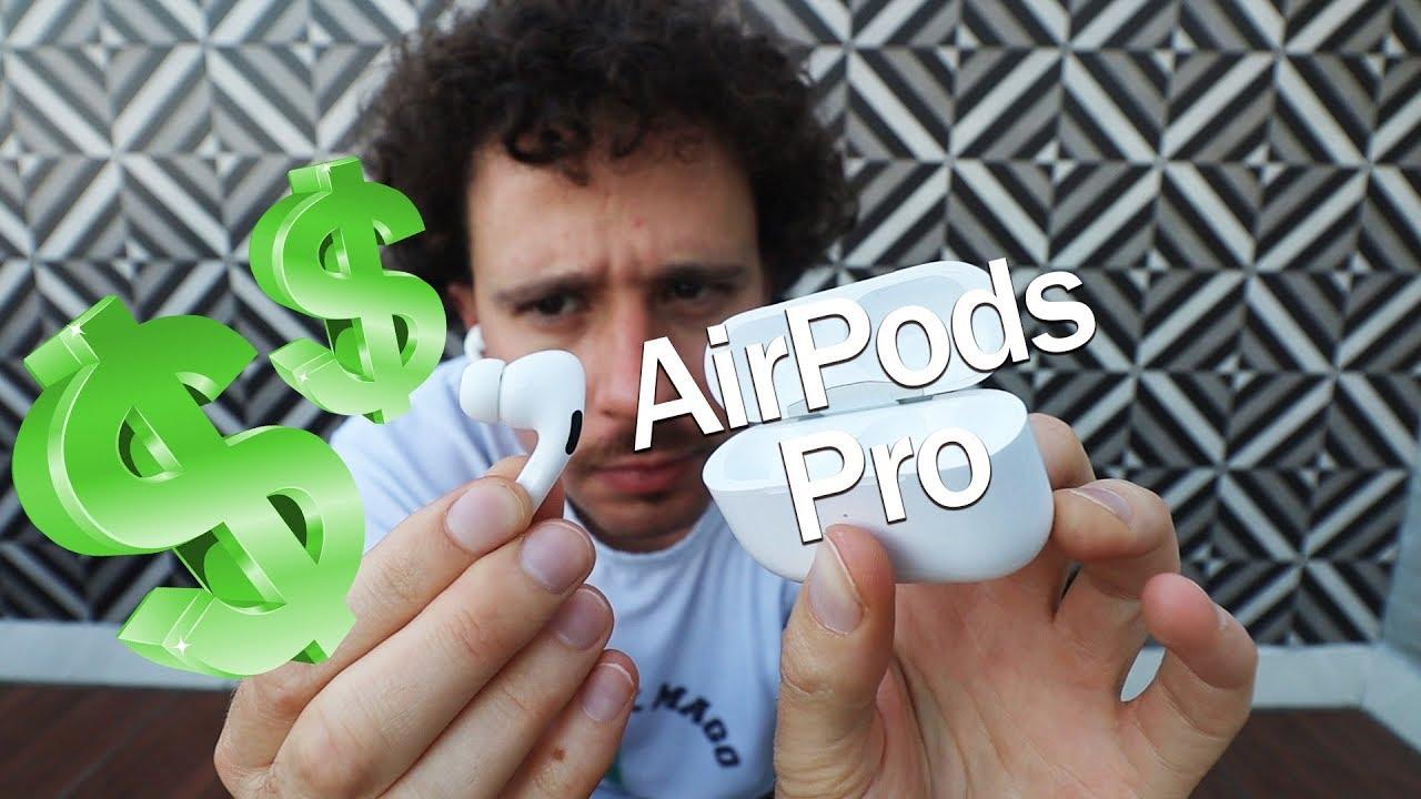 Compré los audífonos ridículamente CAROS de Apple: ¿vale la pena gastar TANTO? | AirPods Pro