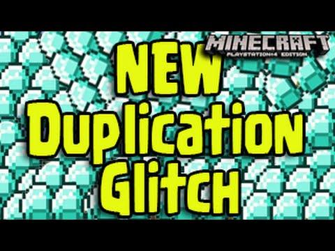 Minecraft PS3, PS4, Xbox - NEW DUPLICATION GLITCH Unlimited Diamonds, Gold, Redstone +MORE