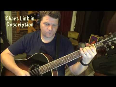 Eye of the Storm (Ryan Stevenson) Guitar Chord Chart